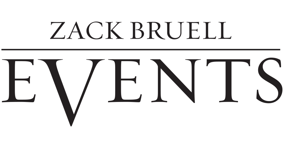 Zack Bruell Events Logo